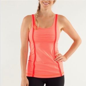 Lululemon Wholehearted Tank (with built in bra)